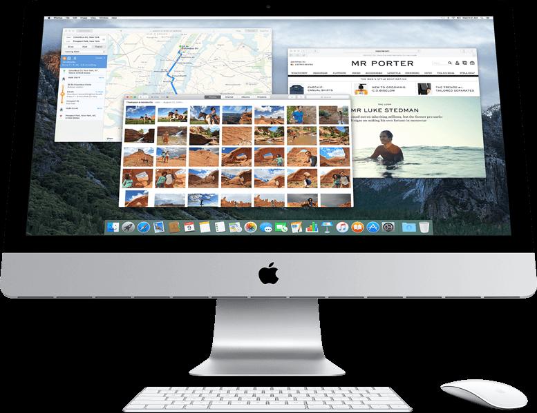 Mac - technologické inovace
