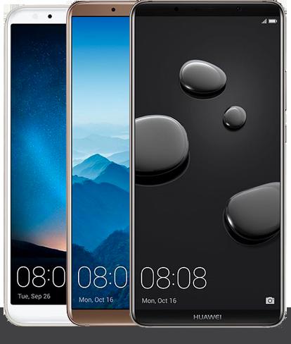 Huawei telefony