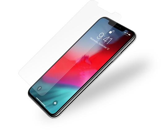 iPhone s ochrannou fóliou