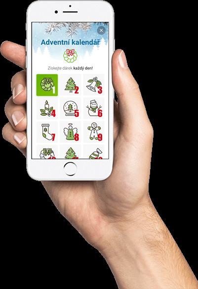 aplikace Adventní kaledář