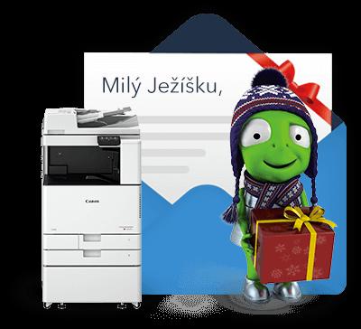 Pošlete dopis Ježíškovi z Alza.cz