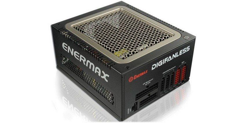 Enermax DigiFanless 550W – počítačový zdroj