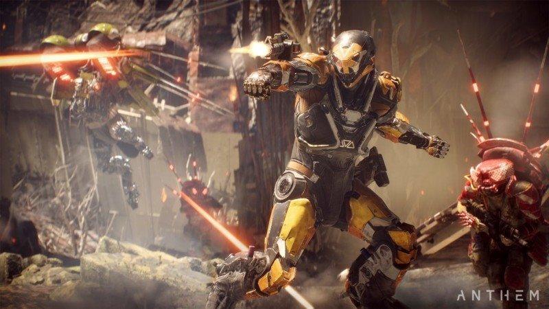 Anthem; screenshot: javelin