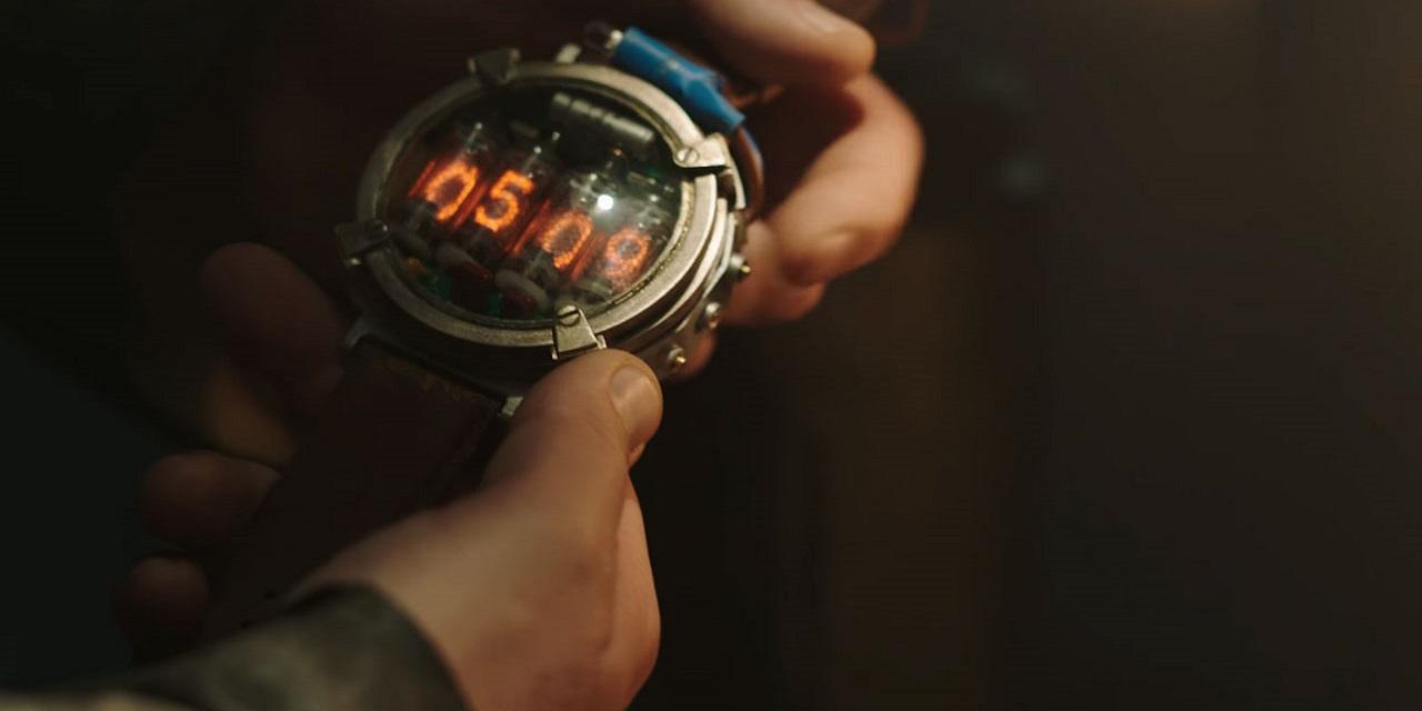 Metro Exodus; screenshot: hodinky