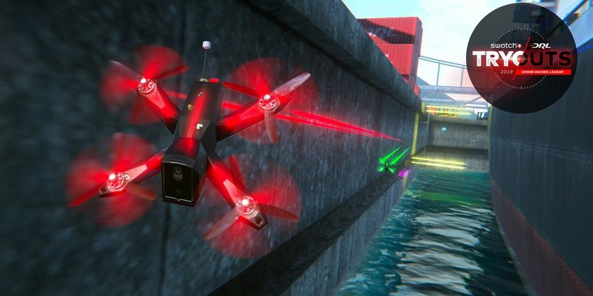 Drone simulátor DRL