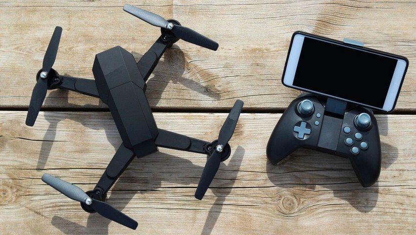 Před prvním letem s dronem