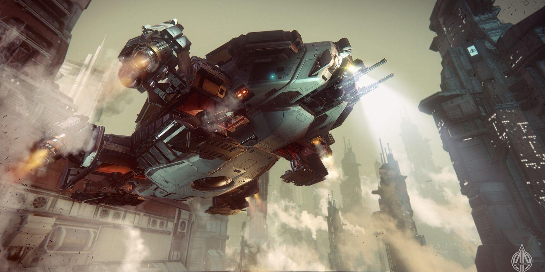 Star Citizen; screenshot: pilot