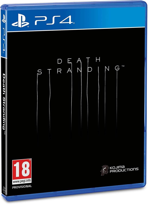 Death Stranding; screenshot: promo store