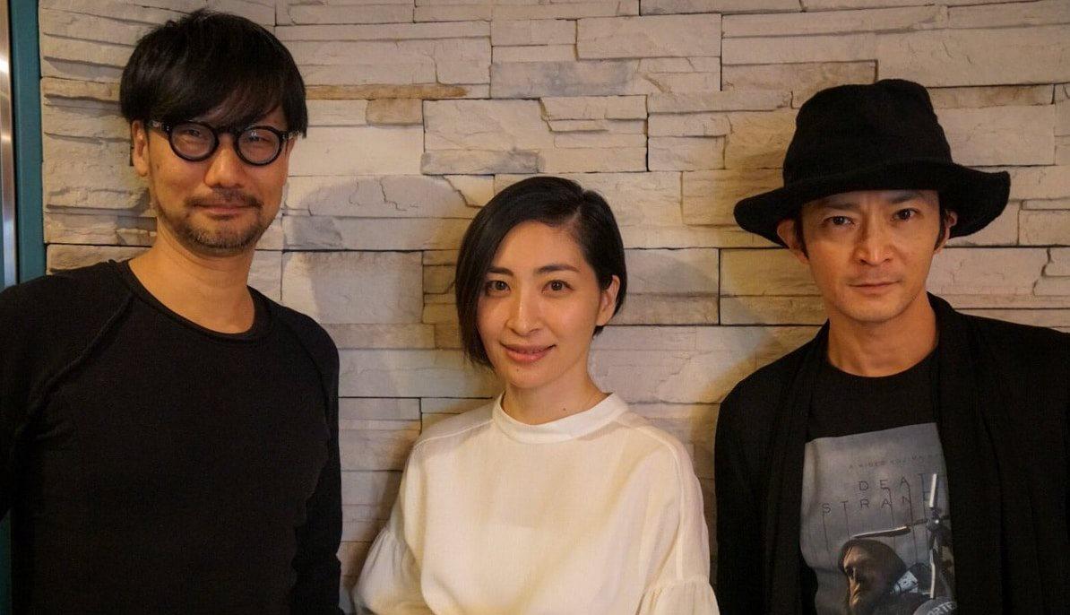Death Stranding, Hideo Kojima, Maaya Sakamoto, Kenjiro Tsuda