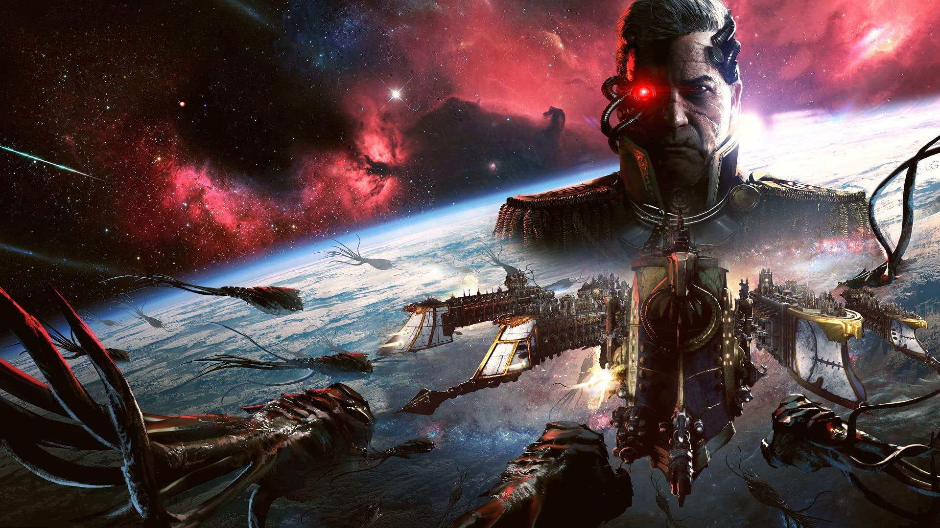 Battlefleet Gothic: Armada 2; screenshot: wallpaper