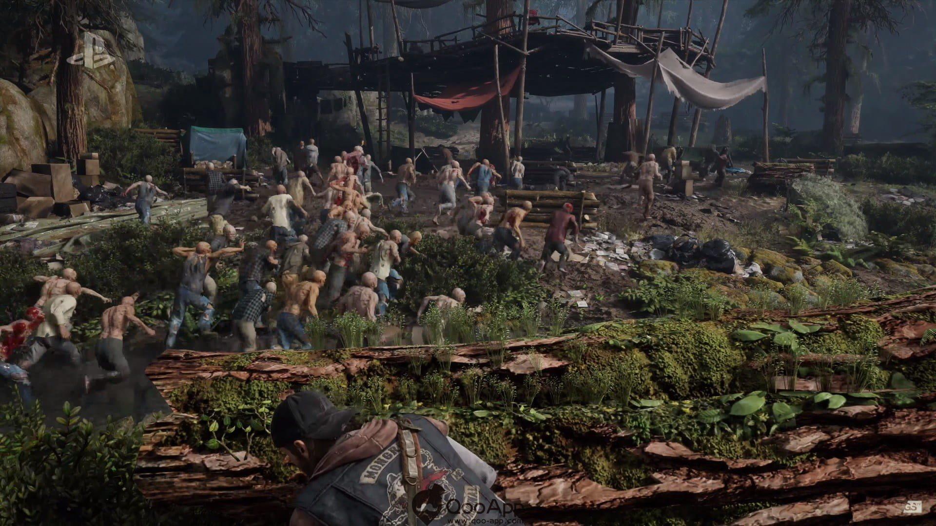 Days Gone; screenshot: gameplay