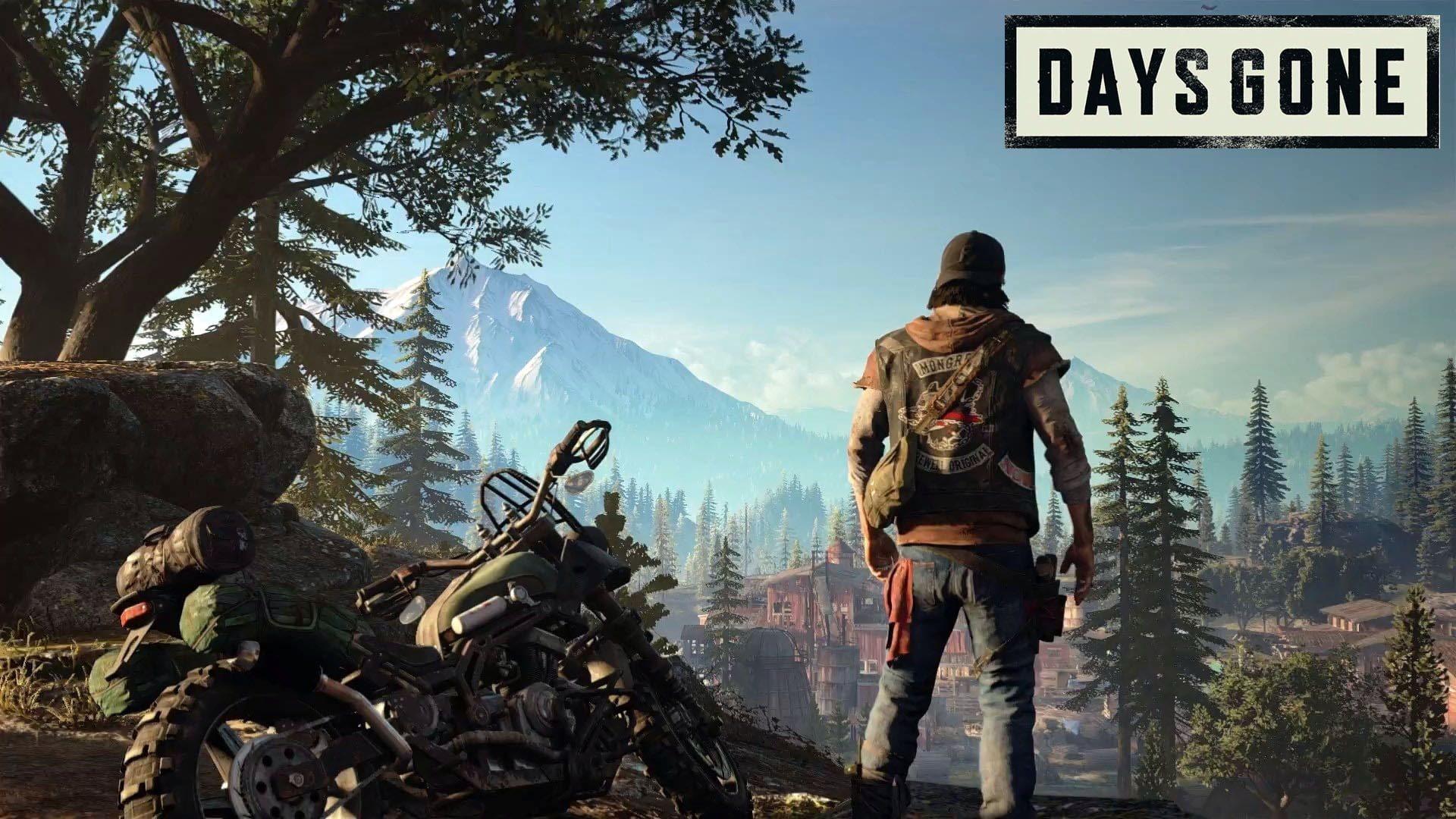 Days Gone; screenshot: wallpaper