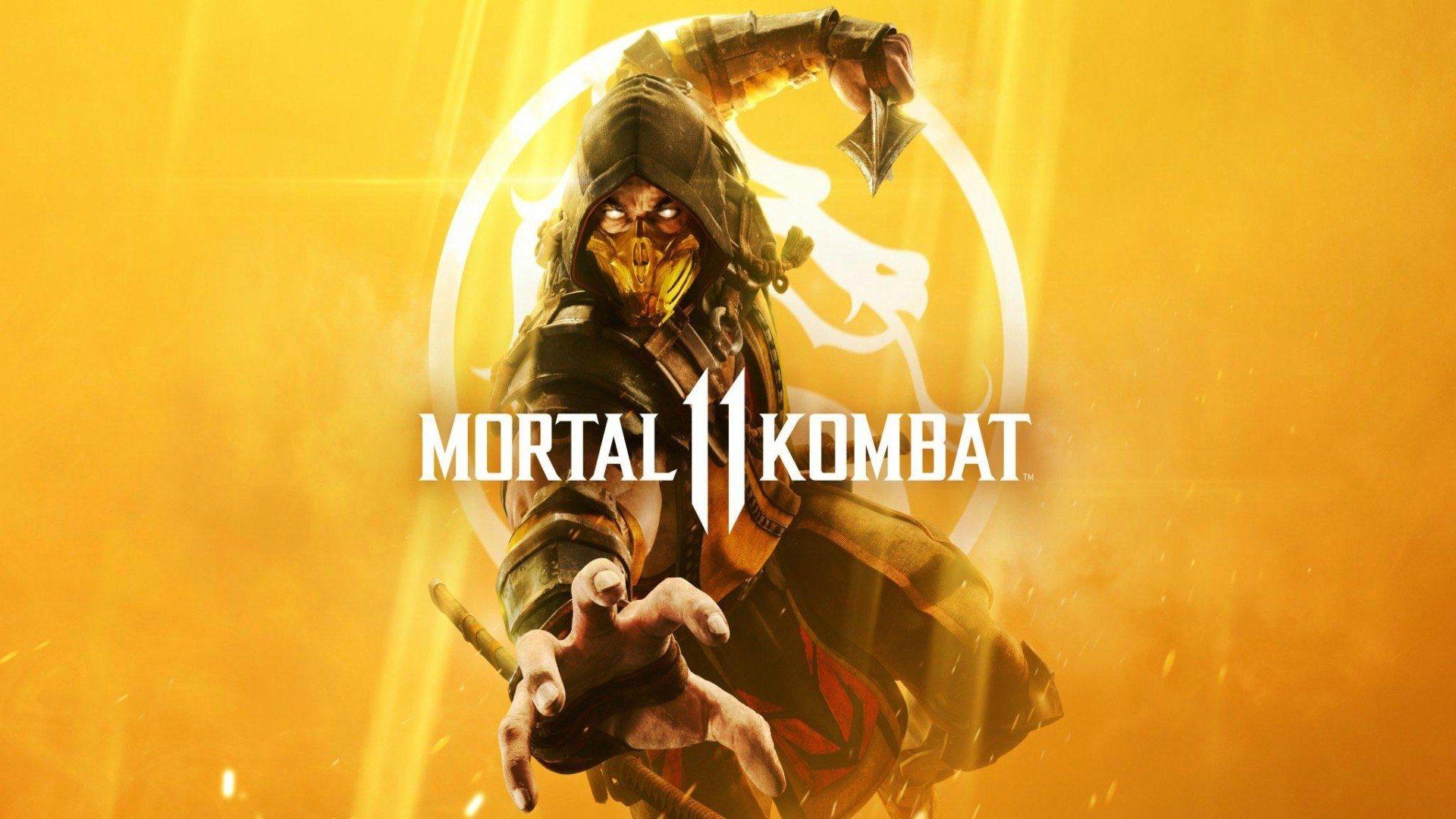 Mortal Kombat 11; screenshot: wallpaper