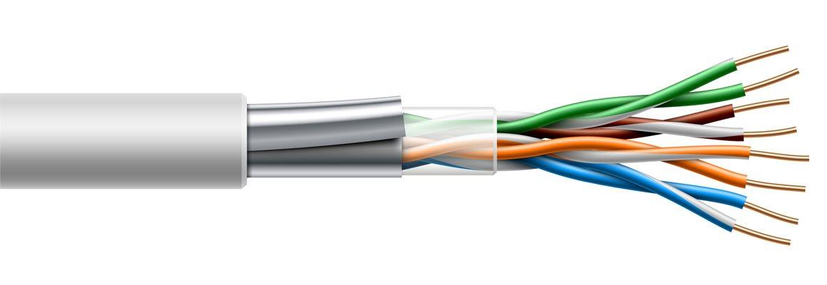 Stínění kabelu