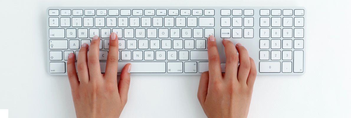 Jak psát na klávesnici speciální znaky včetně smajlíků