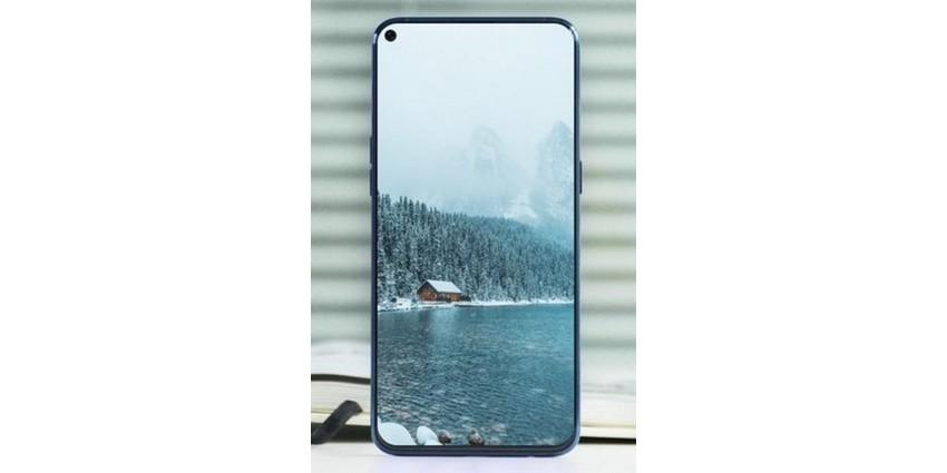 Samsung Galaxy S10, výřez