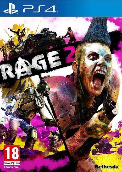 Rage 2; recenze