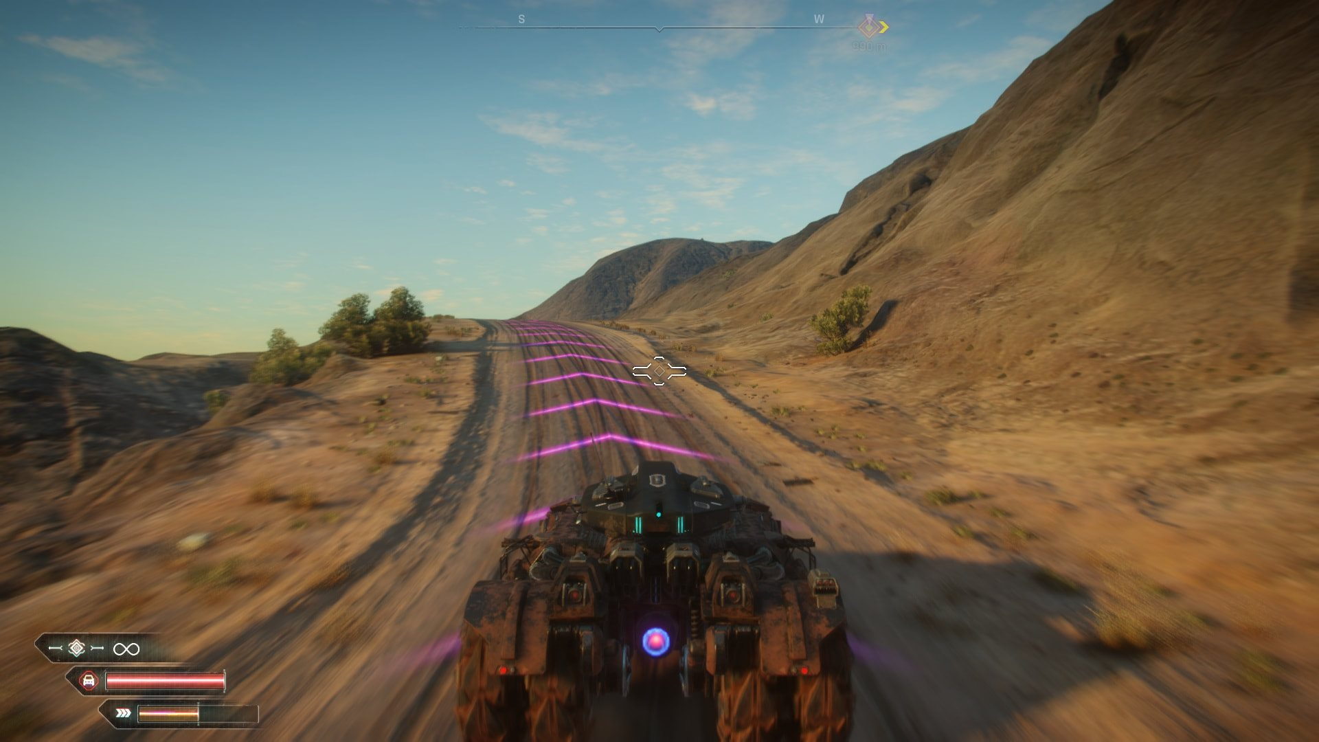 Rage 2; gameplay: tank