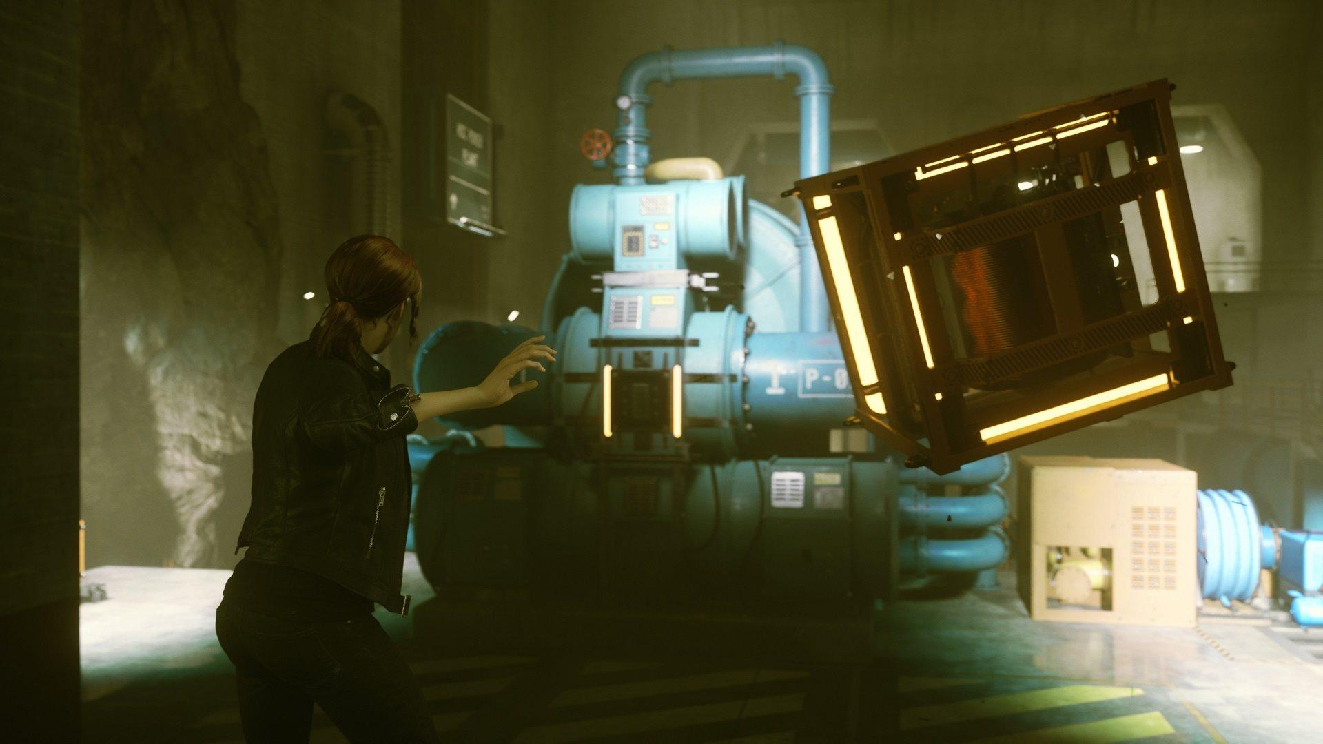 Control; screenshot: generátor
