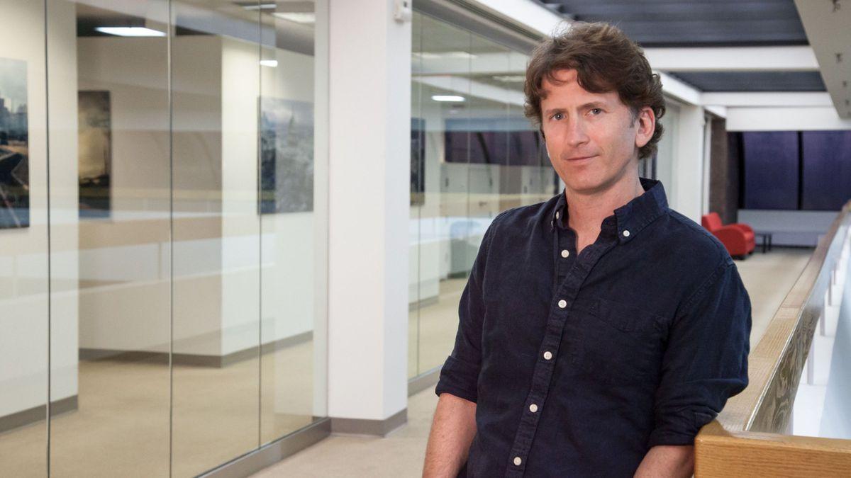 Todd Howard, rozhovor