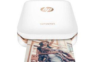 HP Sprocket, kapesní tiskárna nejen na cesty