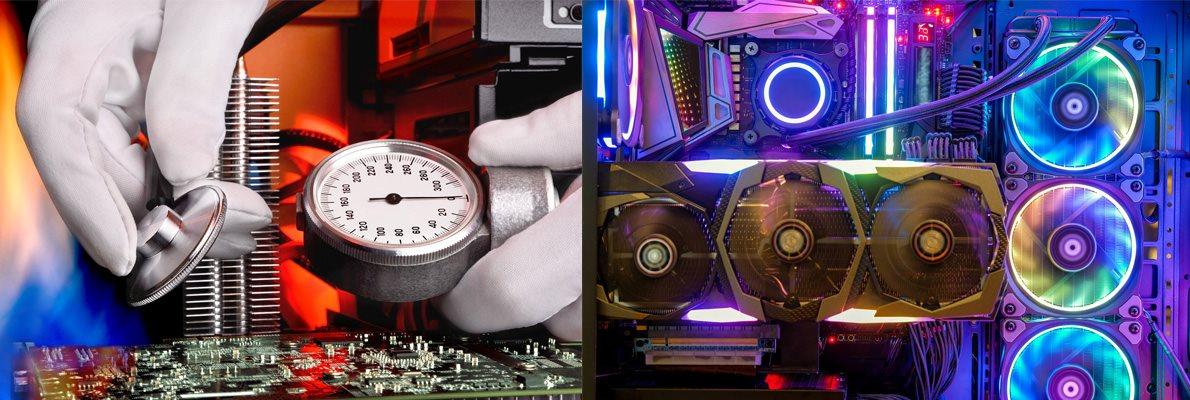 Jak na měření teploty PC? Poradíme v článku.