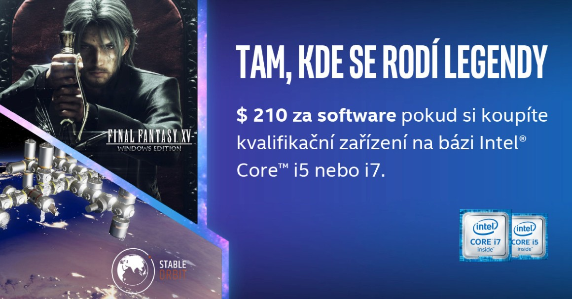Final Fantasy Intel Bundle