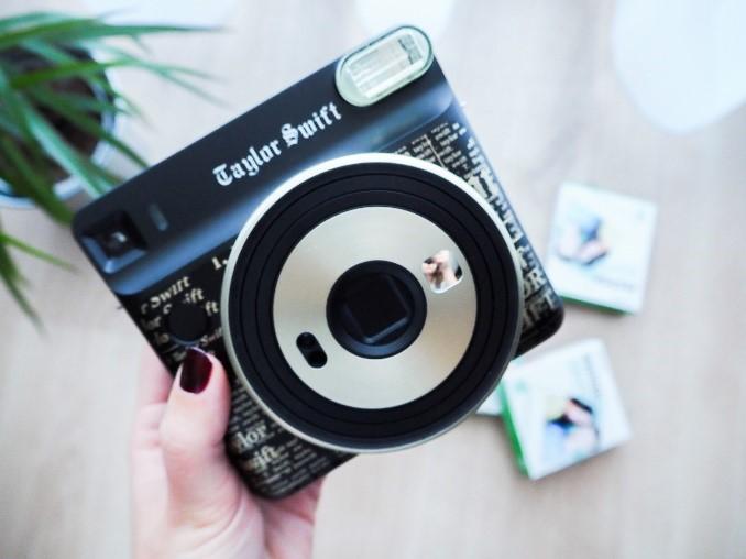 Fujifilm Instax SQ6 Square Taylor Swift; instantní fotoaparát;