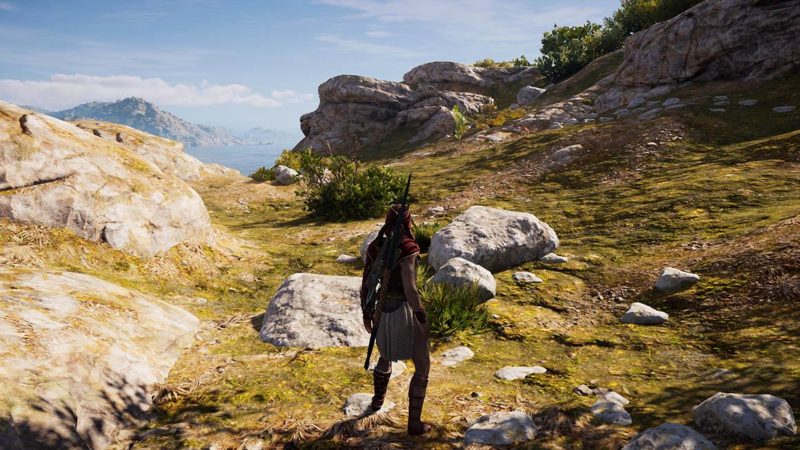 Assassin's Creed Odyssey - Drobnosti