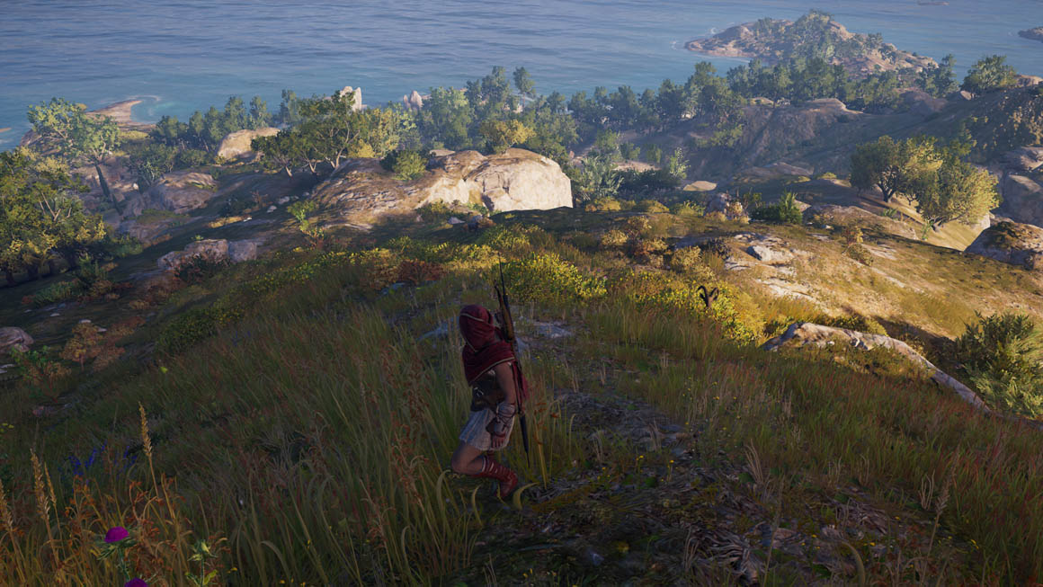 Assassin's Creed Odyssey - Krajina