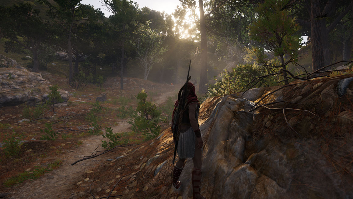 Assassin's Creed Odyssey - Mlha