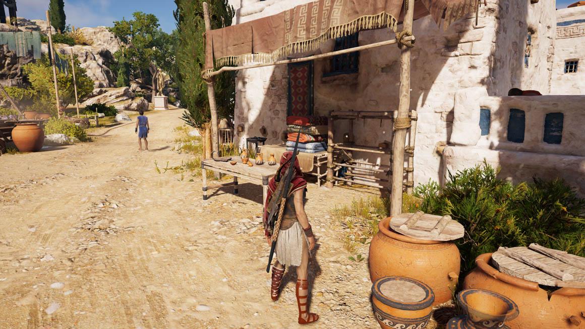 Assassin's Creed Odyssey - Postava