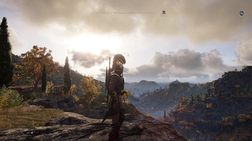 Assassin's Creed Odyssey - screenshot 1
