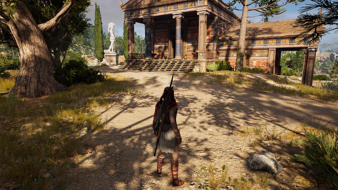 Assassin's Creed Odyssey - Stíny