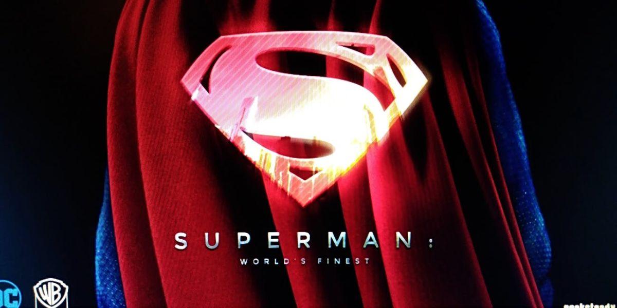 superman, screenshot, logo