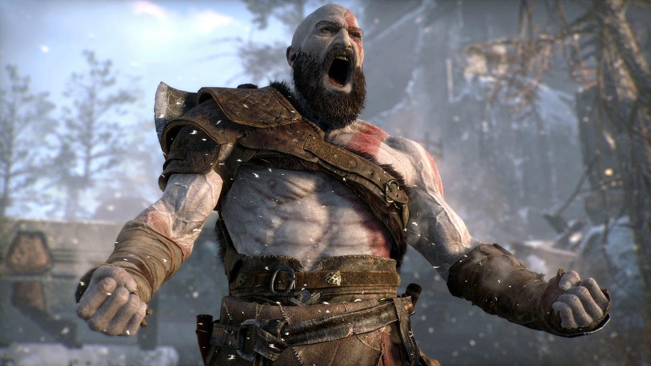 The Game Awards 2018, screenshot, God of War, Kratos