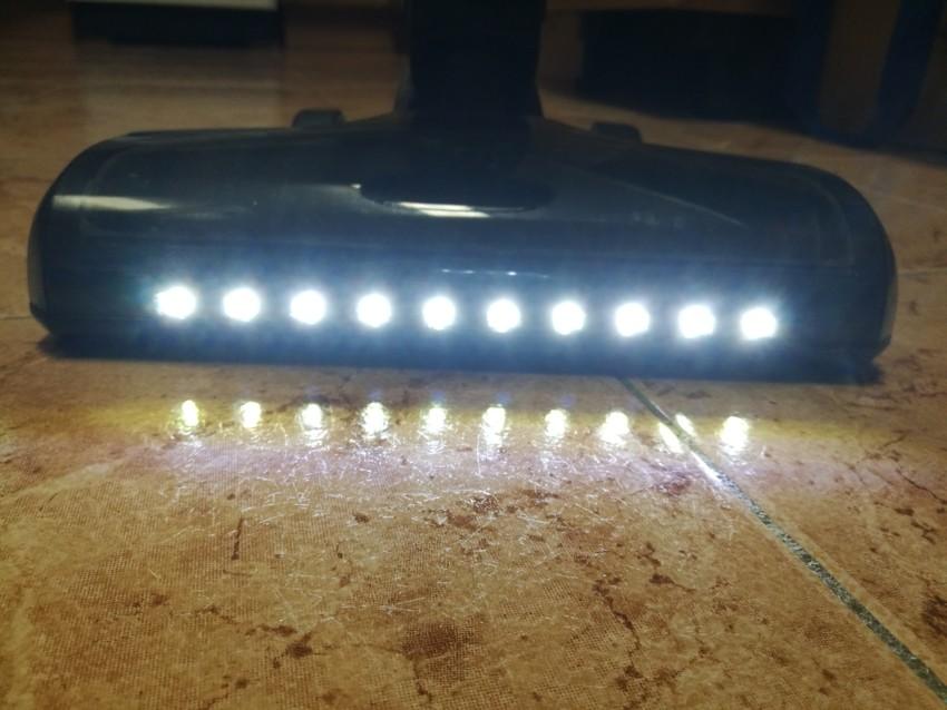 Osvětlení vysavače Electrolux Pure F9 PF91-ALRGY
