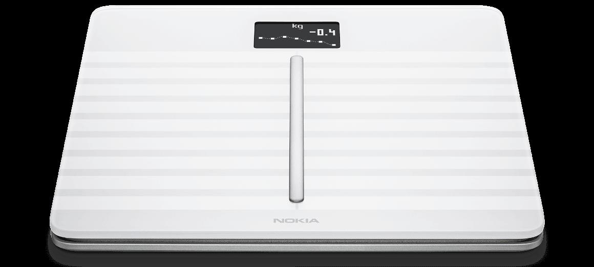 Chytrá váha Nokia Body Cardio