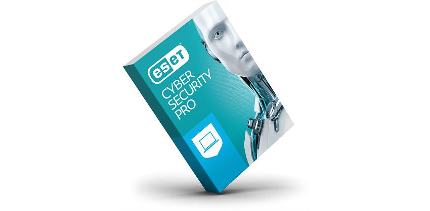 ESET  antiviry  bezpečnostní software  Cyber Security Pro 33c90b0b37