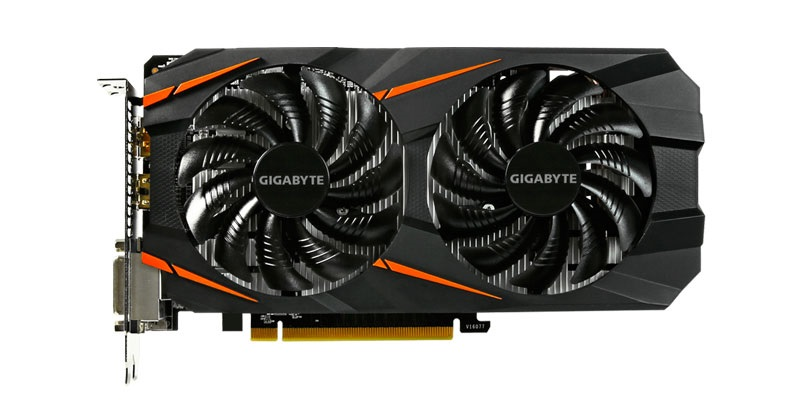 Gigabyte GTX 1060 Windforce 3G v testech