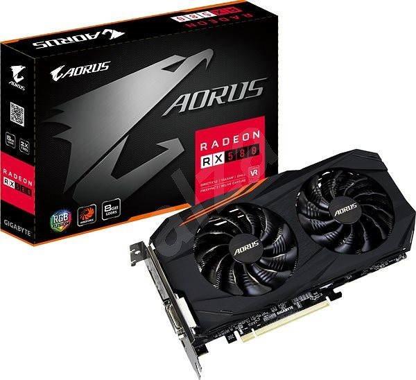 Gigabyte RX 580 Aorus 8GB