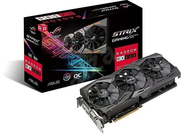 Asus StrixRX 580 O8G Gaming