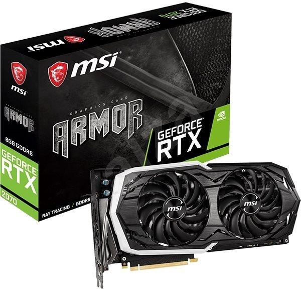 MSI RTX 2070 ARMOR 8G