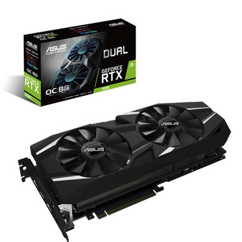 ASUS DUAL RTX 2080 8GB