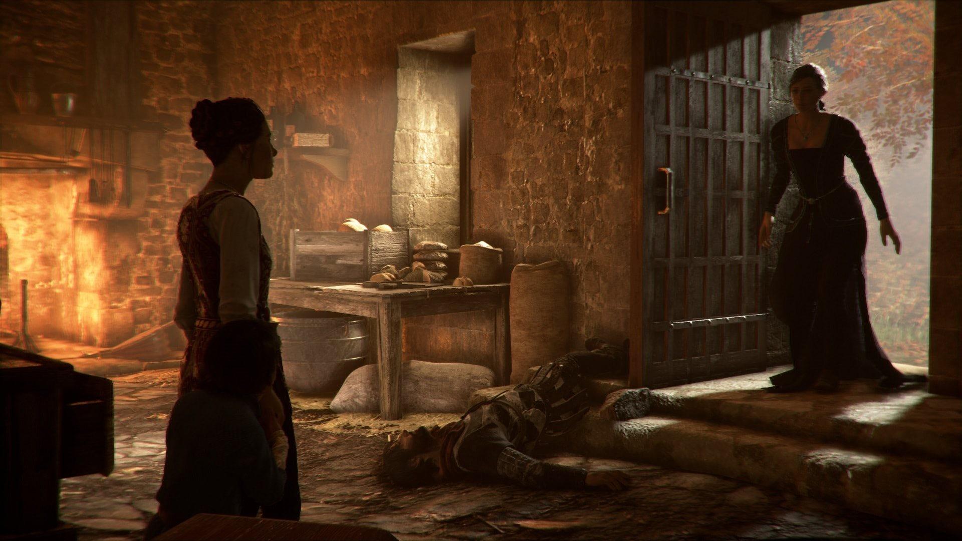 A Plague tale: Innocence; screenshot: matka