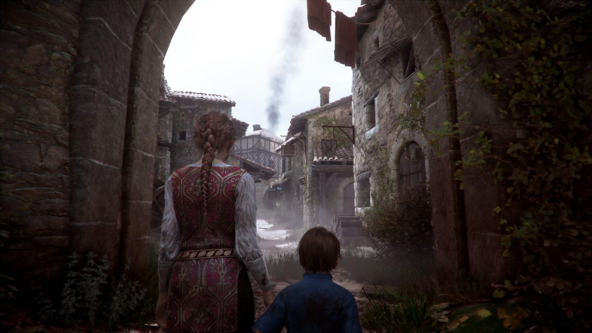 A Plague tale: Innocence; screenshot: mesto