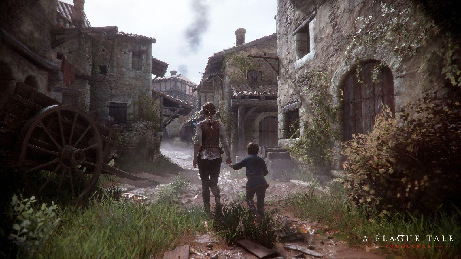 A Plague Tale: Innocence, město