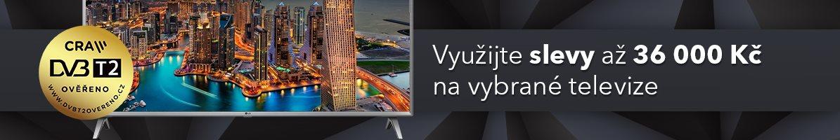 Slevy televize