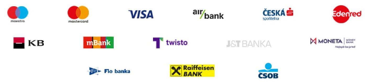 Apple Pay, banky a služby