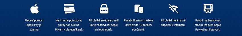 Apple Pay a výhody